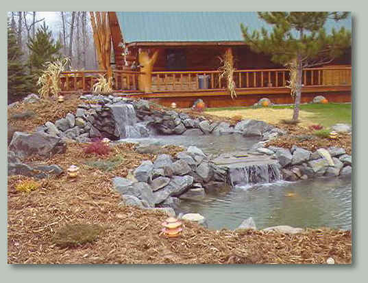 New Waterfall 2005