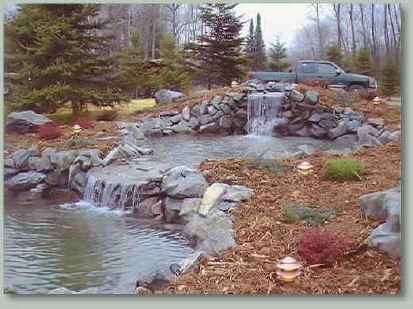 Blackduck Minnesota Waterfall 2005